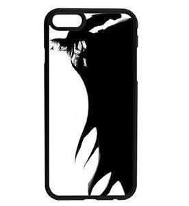 276x300 Batman Silhouette Cape Art Rubber Bumper Phone Case For Iphone