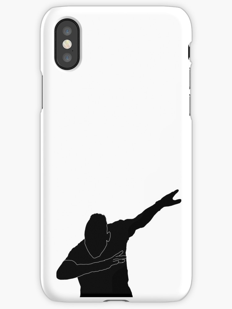750x1000 Dab Silhouette Iphone Cases Amp Covers By Random Designs Redbubble