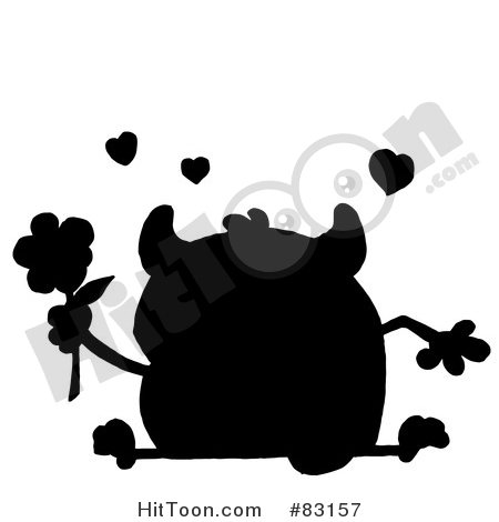 450x470 Monsters Clipart