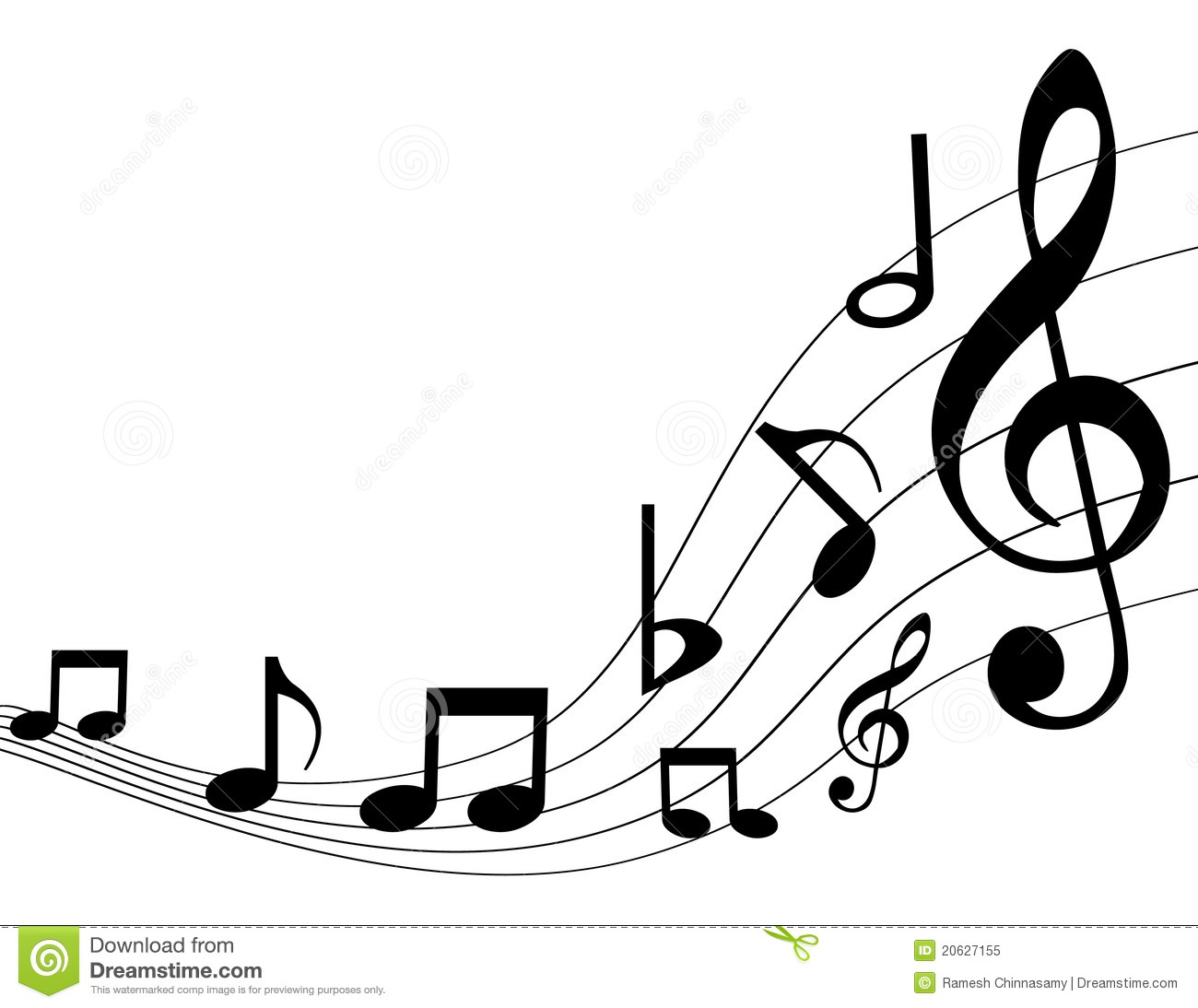 1300x1094 Music Notes Clipart Silhouette 3731861