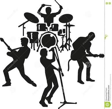 389x378 Image Result For Musician Silhouettes Artistry