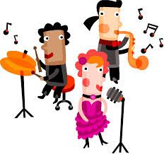 232x218 Jazz Musicians Clipart Collection