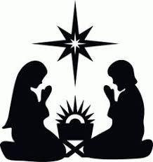 218x232 Resultado De Imagem Para Desenhos Natal Silhouette Artesanato