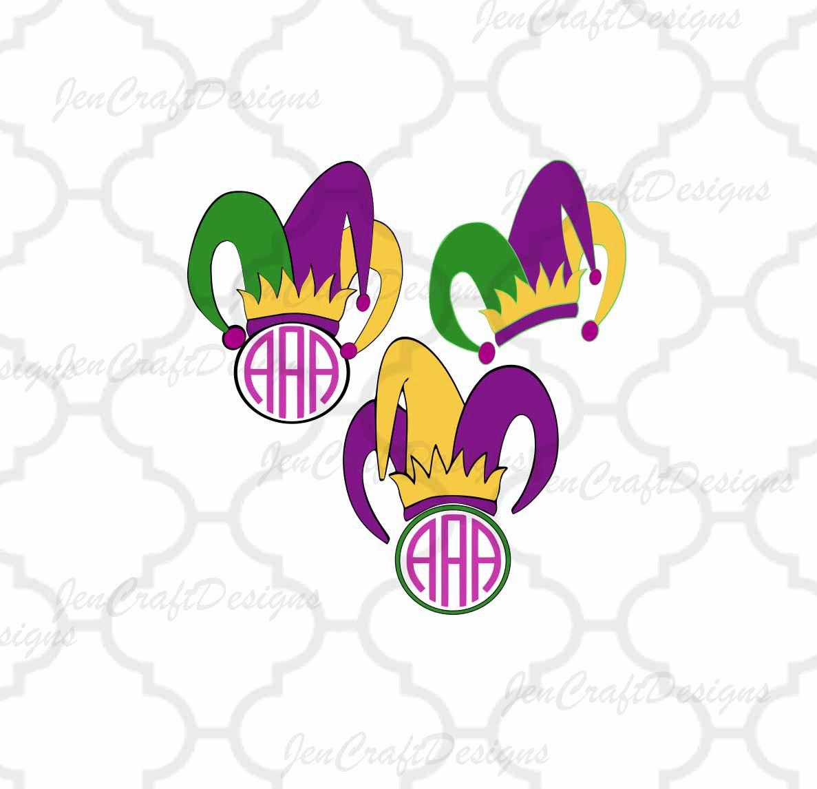 1187x1146 Mardi Gras Svg Mardi Gra Jester Crown New Orleans Svg Cuttable