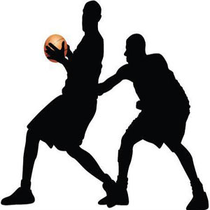 300x300 Basketball Player Silhouette Png