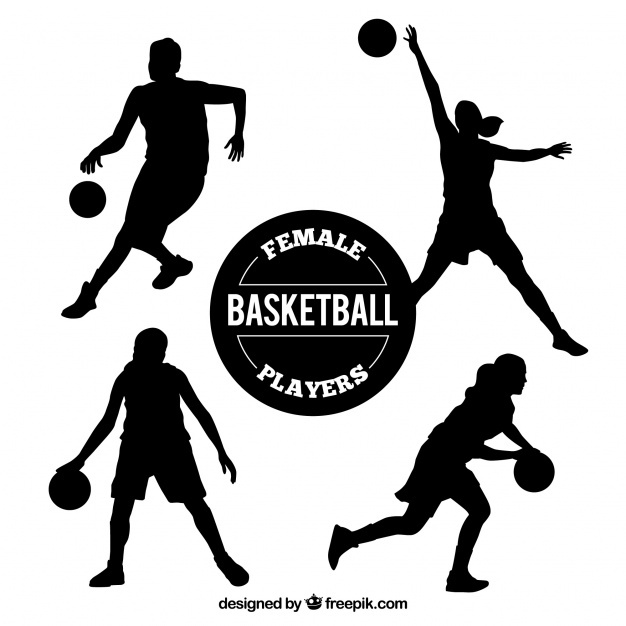 626x626 Basketball Silhouette Vectors, Photos And Psd Files Free Download
