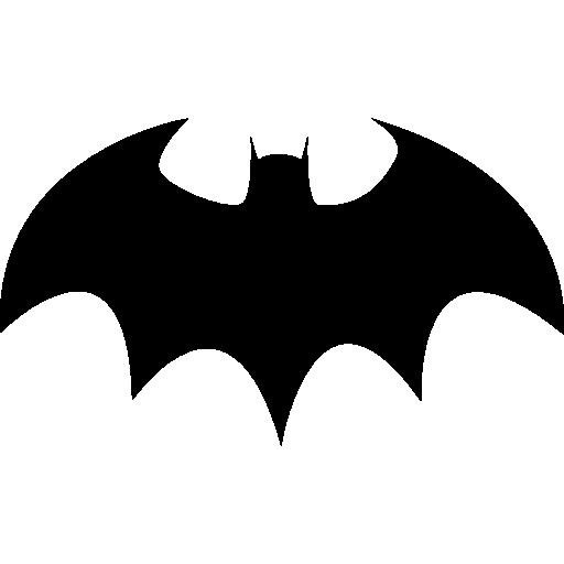 512x512 Bat Variant, Animals, Bats, Bat Silhouette, Bat, Bat Shadow Icon