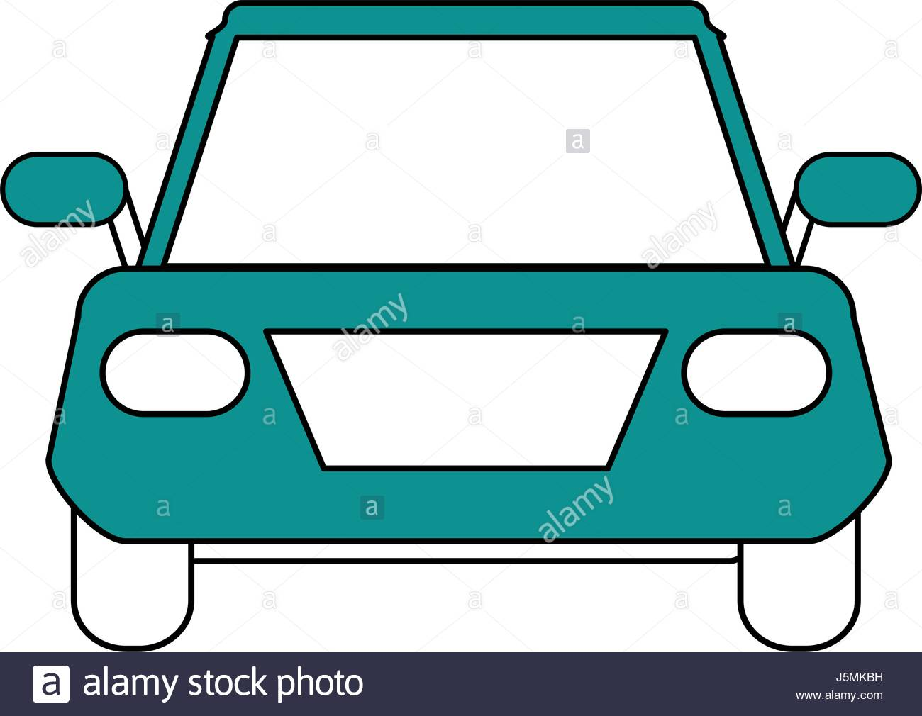 1300x1010 Color Silhouette Image Front View Automobile Vehicle Of Transport