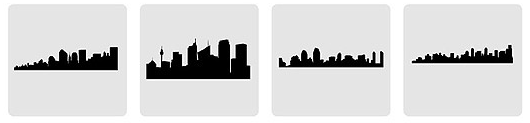 530x123 Here Dragons Abound City Symbols (Part 17) Some New Icon Styles
