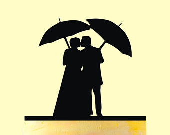 340x270 Couple With Umbrella Etsy