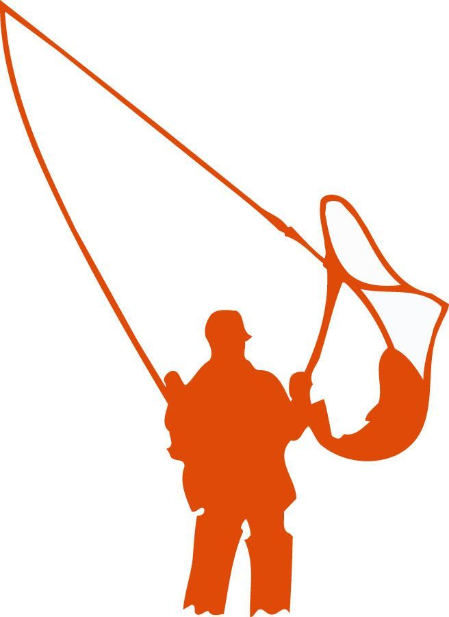 656x900 Fisherman Vinyl Decal