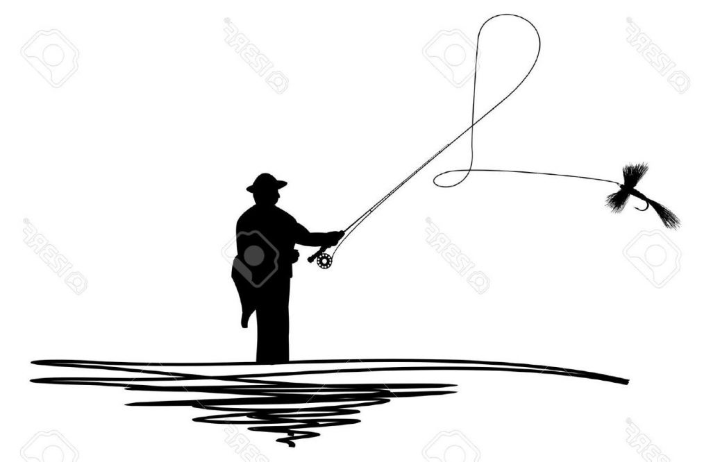 1024x666 Fisherman Clipart Man Fishing Many Interesting Cliparts