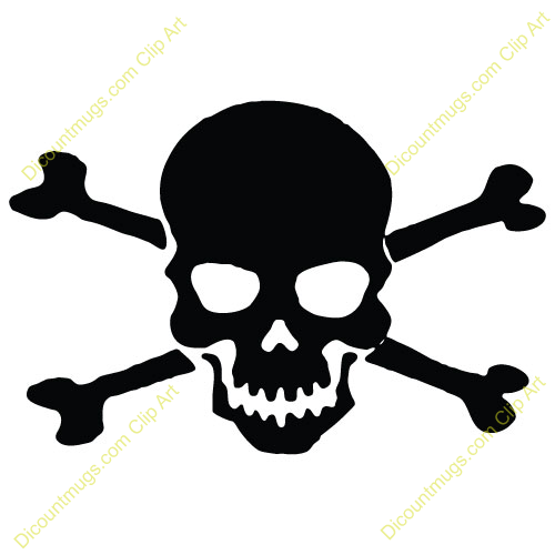 500x500 Skull Clipart, Suggestions For Skull Clipart, Download Skull Clipart