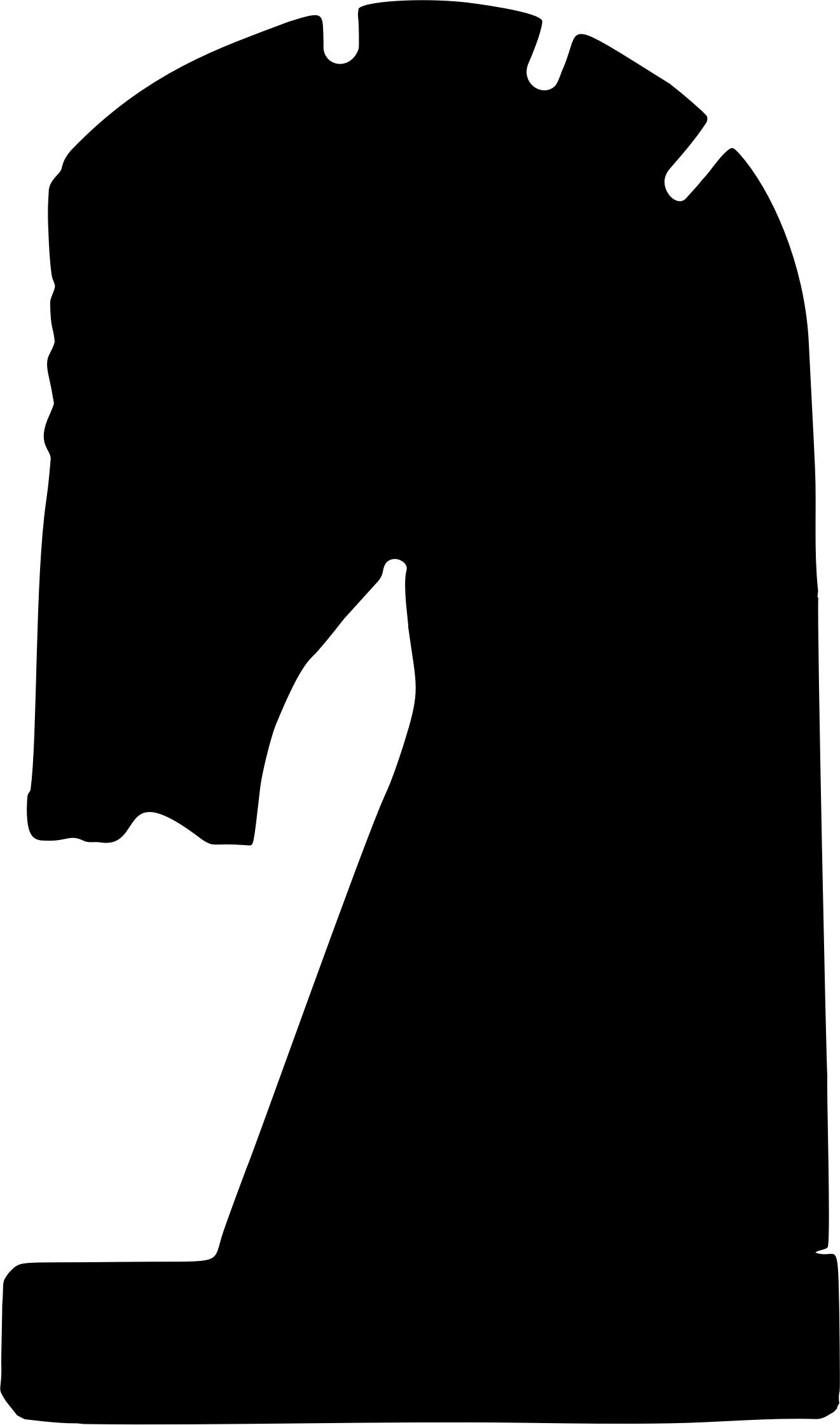 1321x2241 Knight Horse Silhouette Icons Png