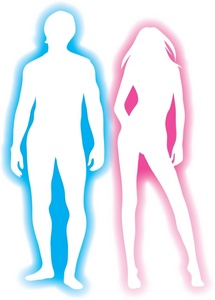 215x300 Free Man And Woman Clipart Image 0071 0906 0822 2128 Computer