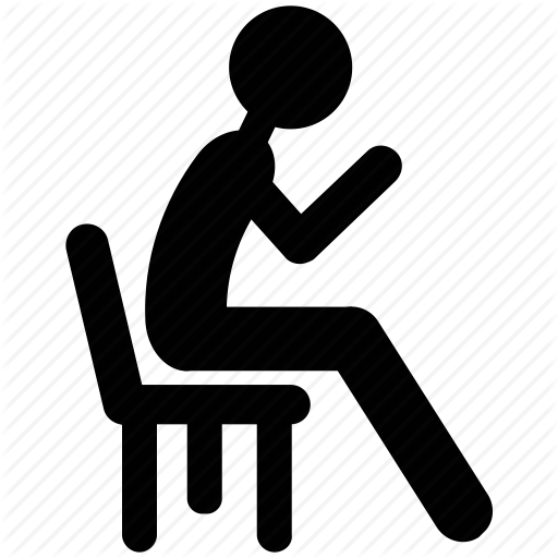 512x512 Boy Seat, Loneliness, Man, Man On Bench, Person, Sitting Icon