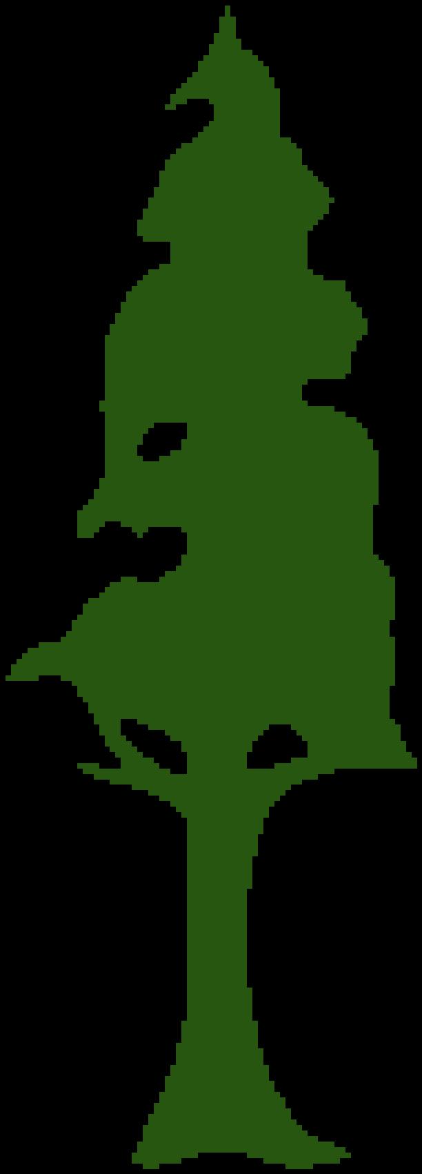 612x1700 Clip Art Pine Tree Logo Clip Art