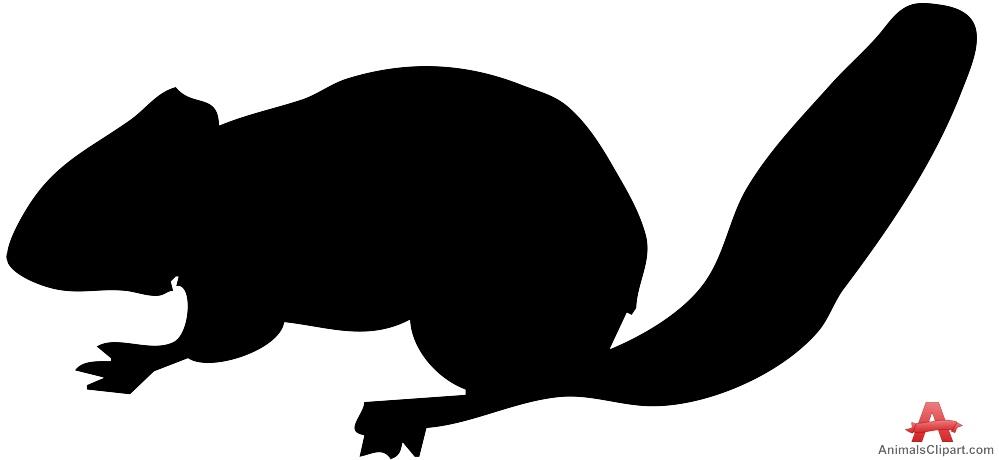 999x460 Squirrel Silhouette Free Clipart Design Download