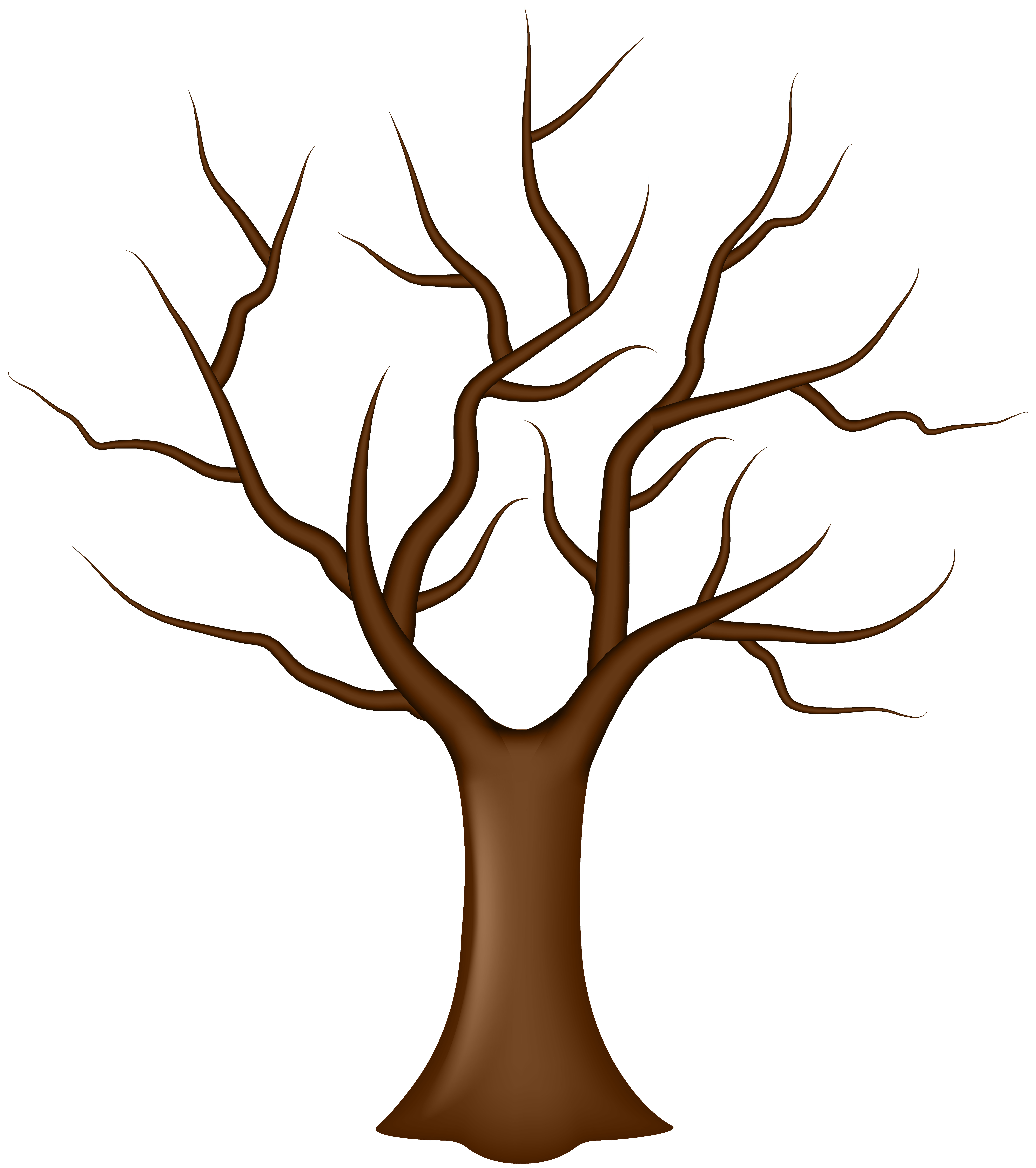7098x8000 Tree Without Leaves Png Clip Art Gallery Yopriceville High Fine