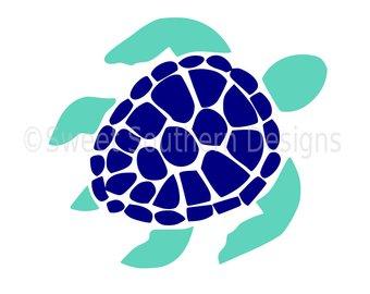 340x270 Sea Turtle Svg Etsy