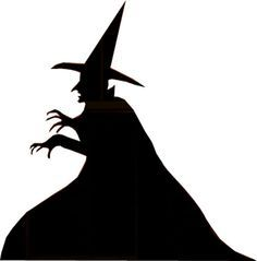 236x239 How To Build Halloween Silhouettes For A Spooky Yard Witch