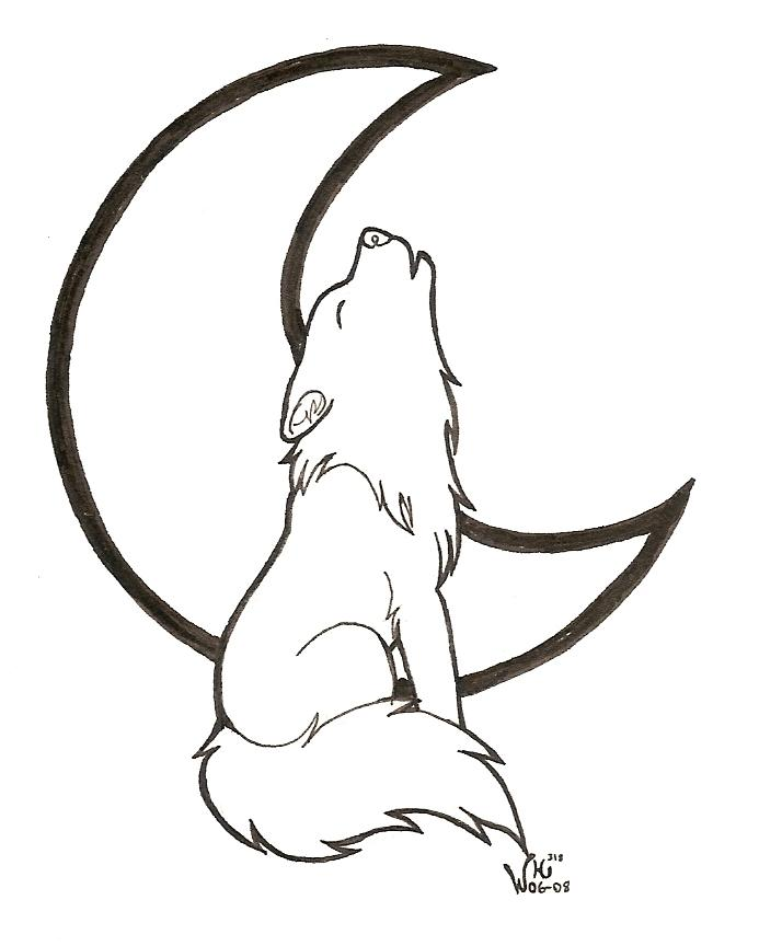 693x864 Wolf Howling Wolf Howl Silhouette Clipart
