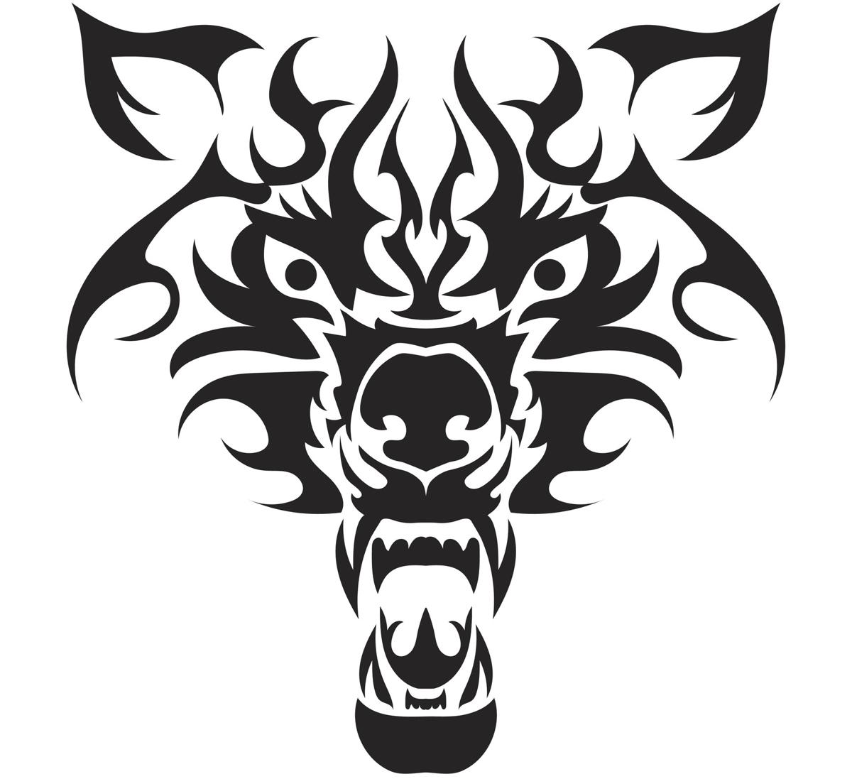 1200x1097 Irresistible Wolf Tattoo Designs That Highlight Power And Loyalty