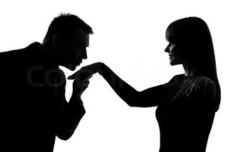 320x213 One Couple Man And Woman Face To Face Screaming Shouting Dipute