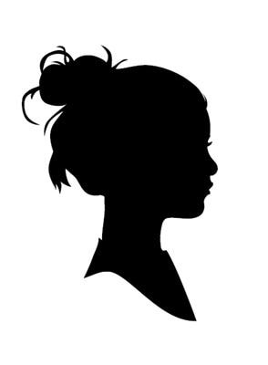 294x400 Preschool Crafts Easy Silhouette Pictures Great For An End