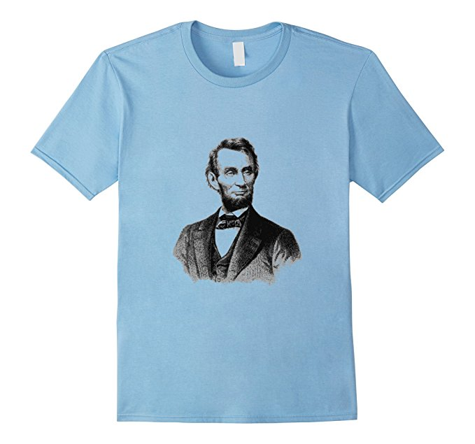 679x635 Abraham Lincoln T Shirt Usa President Vintage Retro