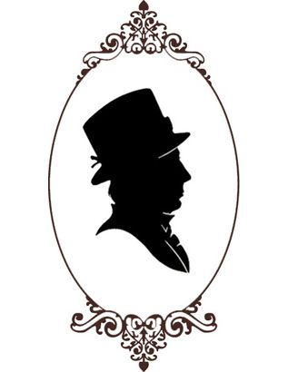 317x410 50 Best Silhouette Art Images On Silhouette