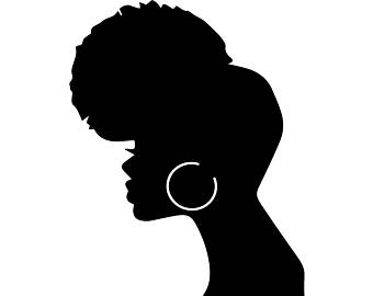 340x270 Black Woman Nubian Princess Queen Afro Hair Beautiful African