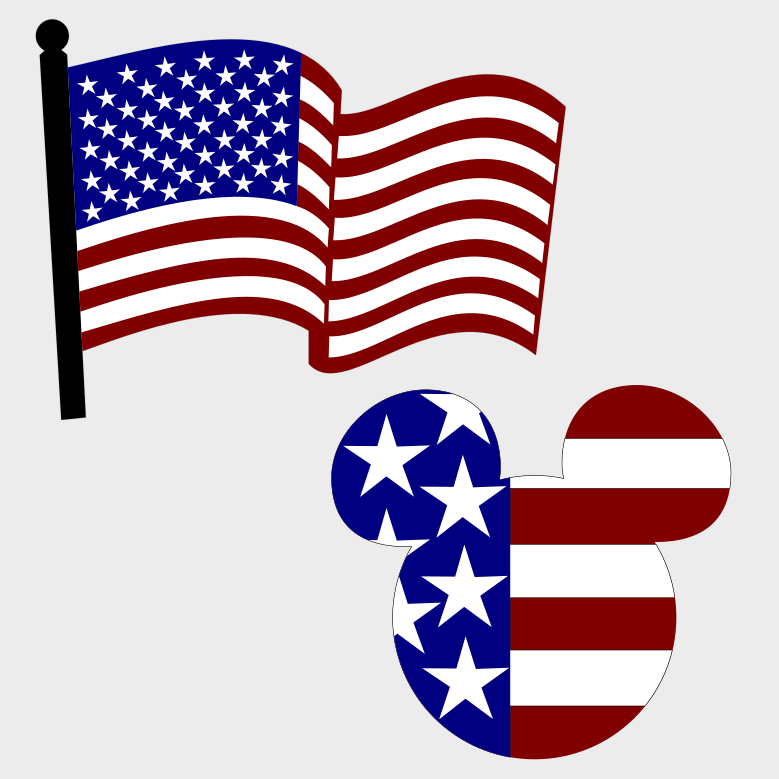 779x779 American Flag Svg Scrapbook Cut File Cute Clipart Files