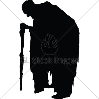 325x325 Wise Old Man Gl Stock Images