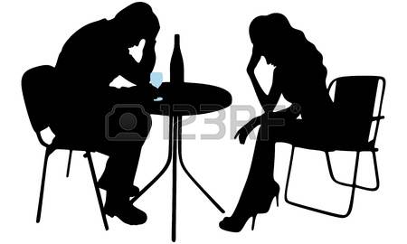 450x270 Old Man Calling Clipart