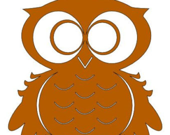 340x270 Owl Silhouette Etsy