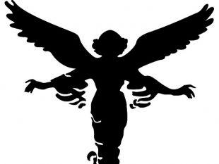310x233 Angel Flying Vector Image Free Vectors Ui Download