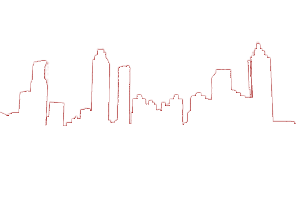 1024x768 Background Skyline Clear Outerglow White Welcome To Atlanta