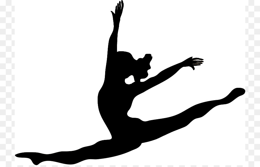 900x580 Ballet Dancer Silhouette Jazz Dance Clip Art