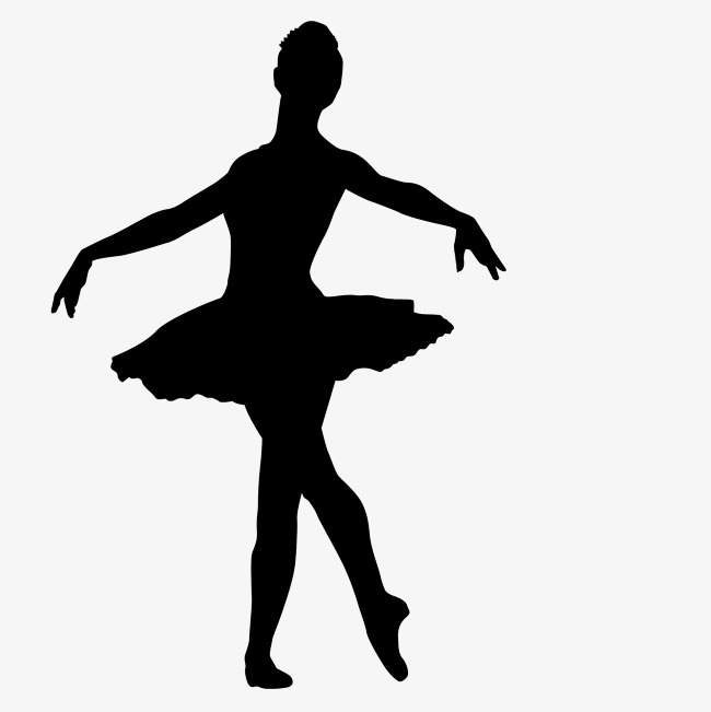 650x651 Ballet Woman Shadow, Dancing, Ballet, Woman Png Image And Clipart