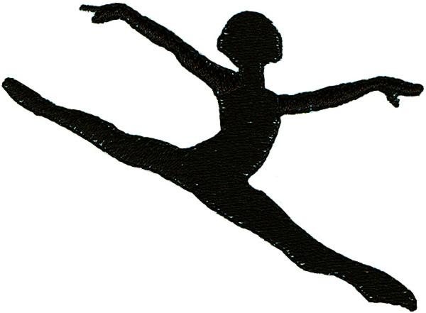 600x441 Ballerina Clipart Dance Leap