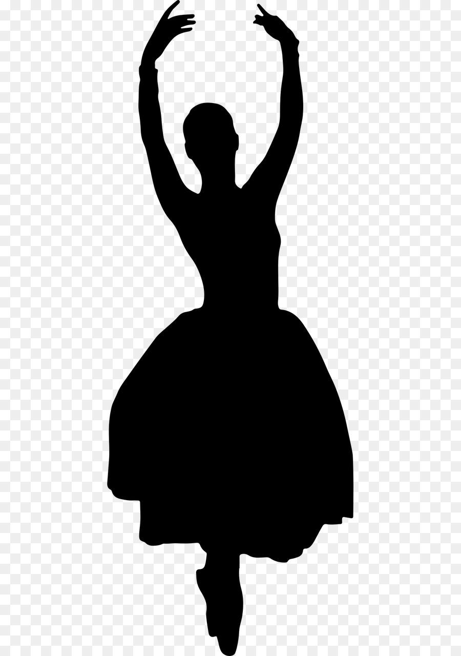 900x1280 Ballet Dancer Silhouette
