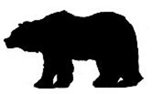 500x310 Ravelry Bear Silhouette Chart Pattern By Lea Barrick