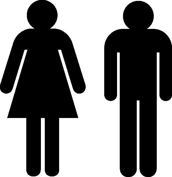 576x594 Boy Girl Clip Art