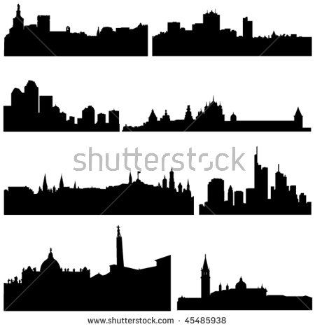450x470 Famous Buildings In European Countries Graphic