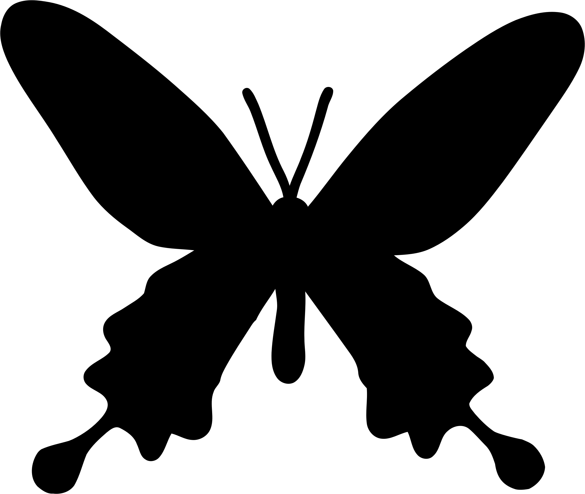 2286x1932 Clipart
