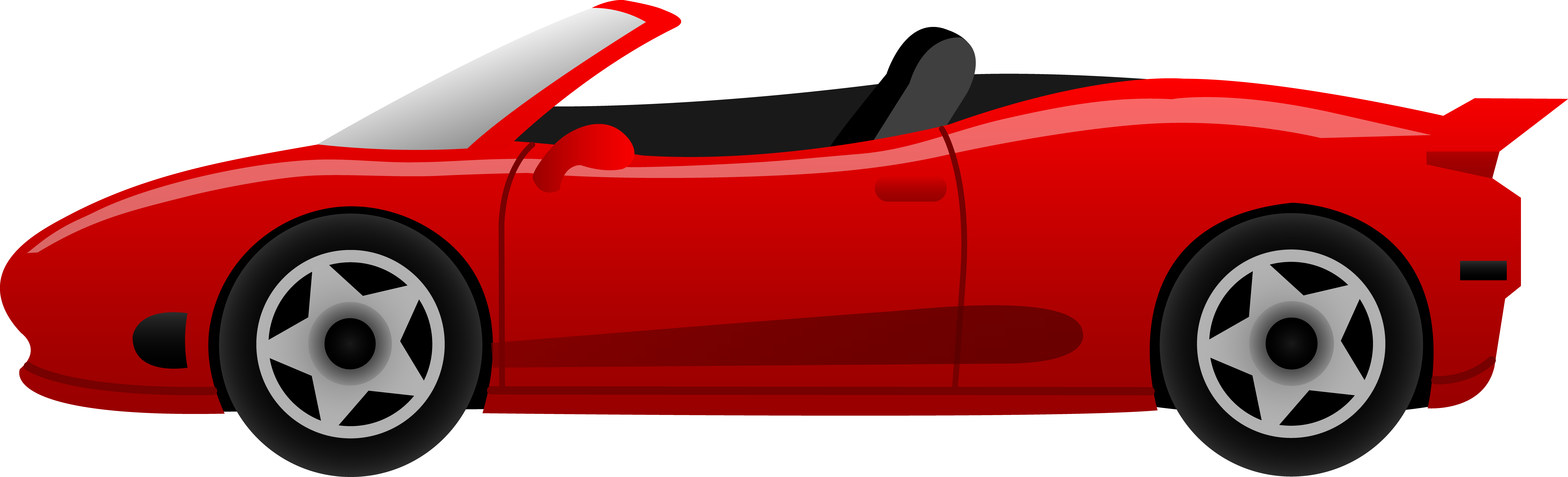 7863x2391 Clipart Of Car