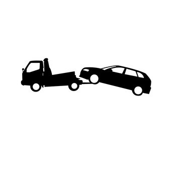340x340 Free Silhouettes Car, Icon
