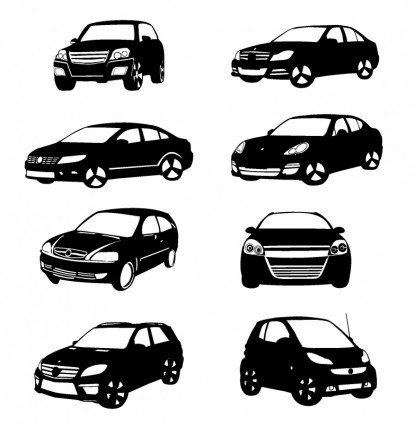 415x425 Vector Car Silhouette Free Vector For Free Download About (77