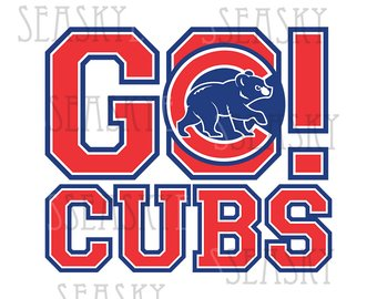340x270 Chicago Cubs Svg Etsy